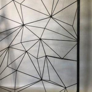 metāla siena
