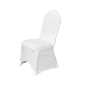 Balti krēslu pārvalki